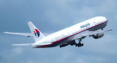 Malaysian Airlines Insurance Predicament