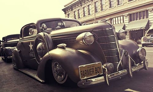 Why your classic car needs classic car insurance