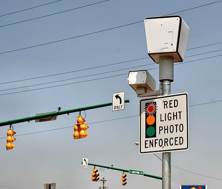 Traffic Cameras In Clive Are Being Removed